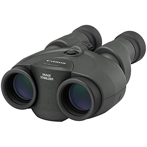 Canon 10x30 IS II Binocolo 10x, Nero