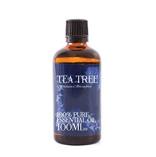 Mystic Moments Olio essenziale di albero del tè - 100ml - puro al 100%