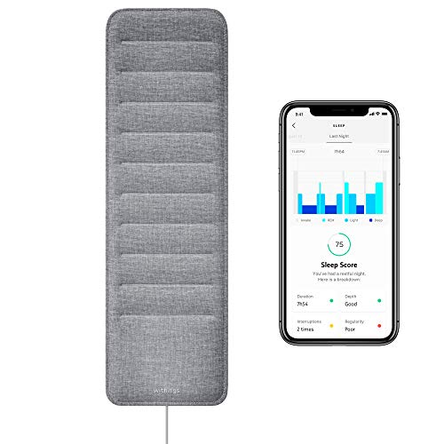 Withings/Nokia Sleep - Sensore di Sonno e per la Domotica
