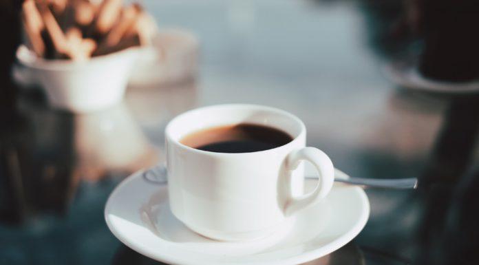caffe valori nutrizionali